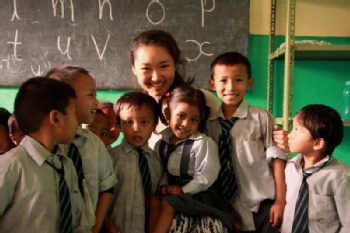 Volunteer with EHN Nepal