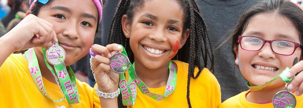 Volunteer with Girls on the Run of Los Angeles County