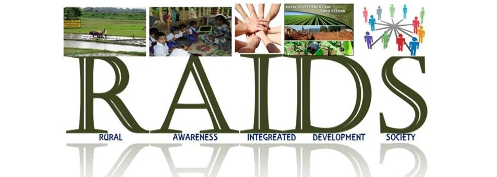 Volunteer with RURAL AWARENESS INTEGRATED DEVELOPMENT SOCIETY