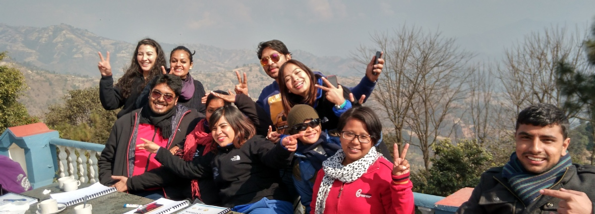 Volunteer with GPYC Nepal