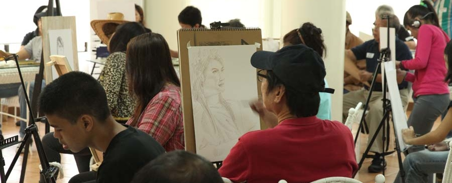 Volunteer with Fernando C. Amorsolo Art Foundation, Inc.