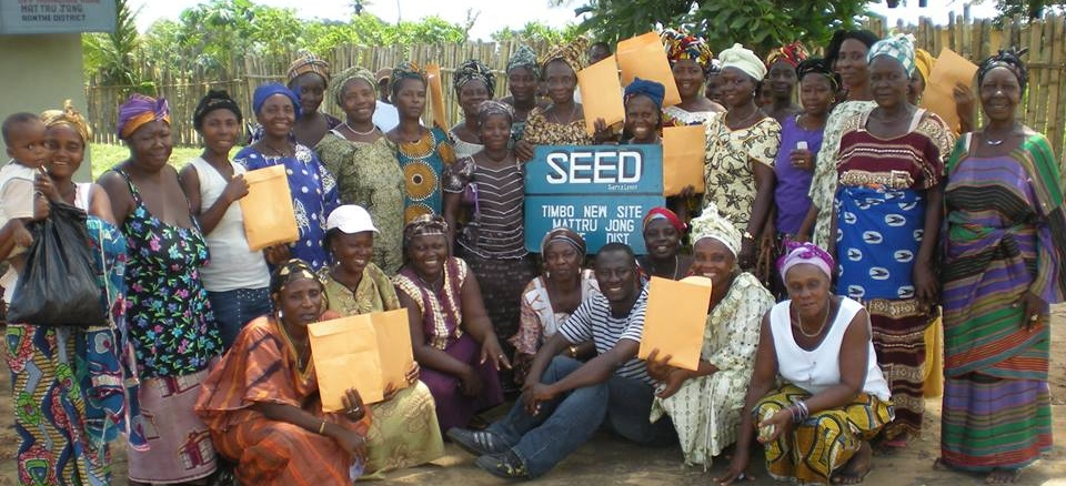 Volunteer with SEED-Sierra Leone