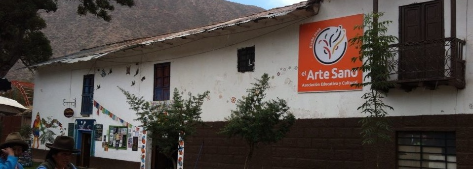 Volunteer with El Arte Sano Urubamba