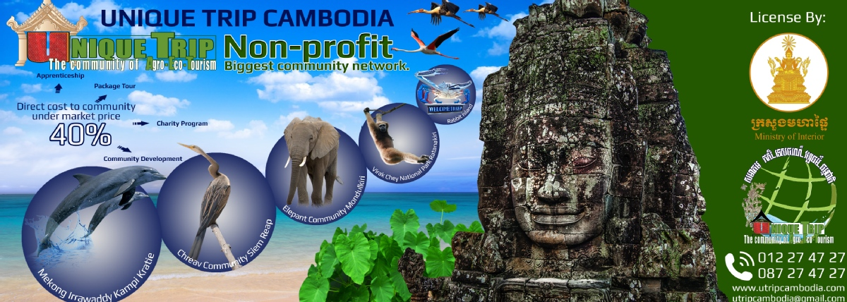 Volunteer with Unique Trip Cambodia