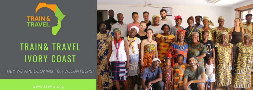 Volunteer with Train & Travel with Women For Africa