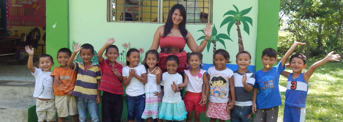 Volunteer with Honduras Children Inc.
