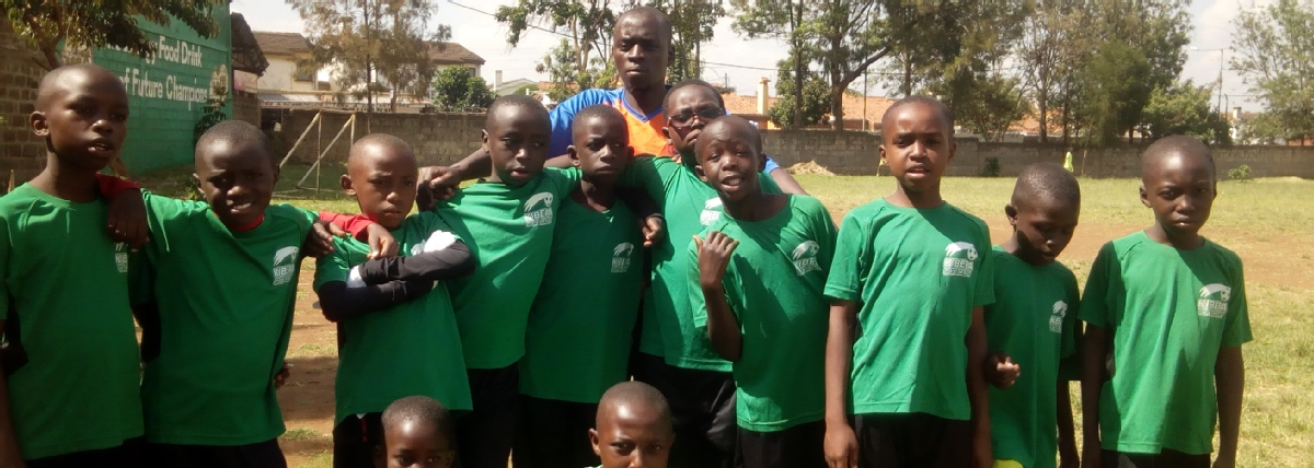 Volunteer with KIBERA SPORTS ACADEMY