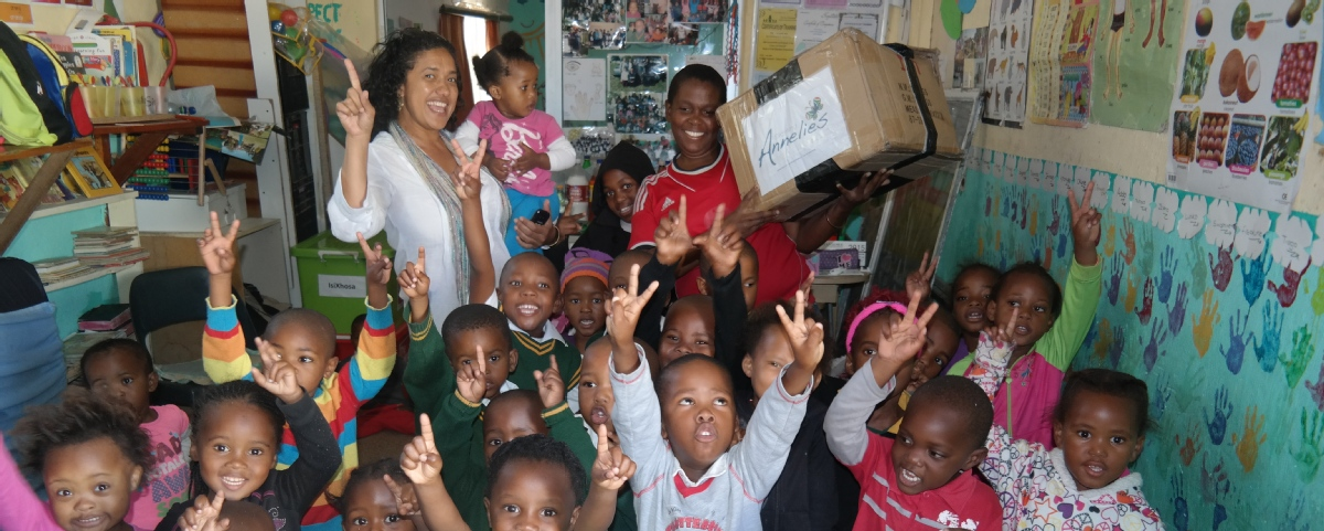 Volunteer with Izizwe Volunteer Projects