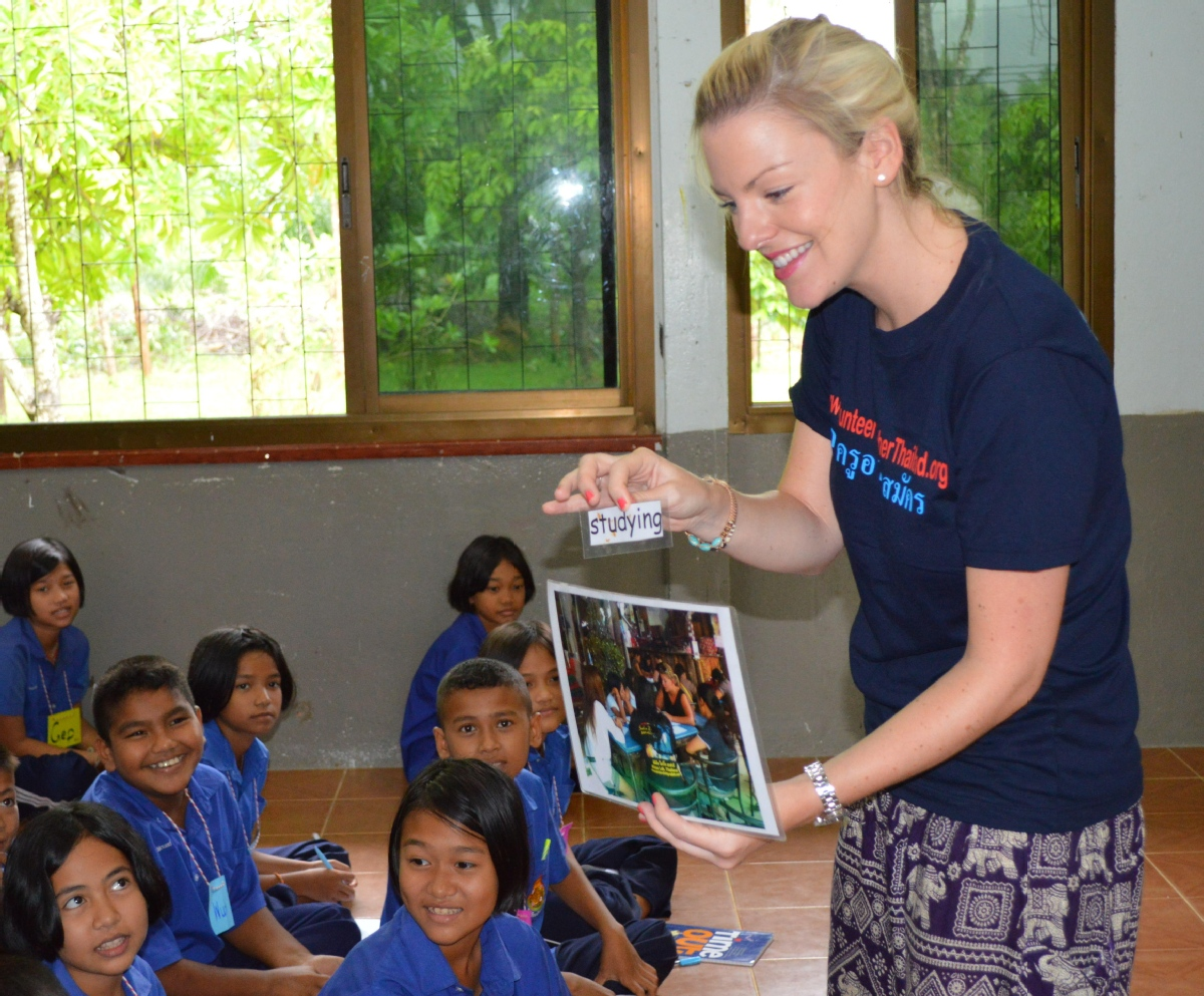Volunteer with Volunteer Teacher Thailand