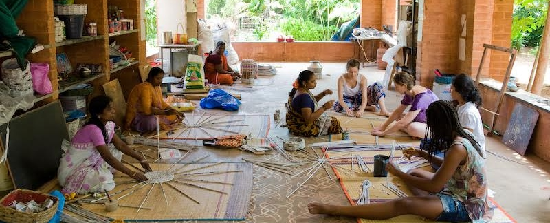 Volunteer with Well Paper (Women Empowered by Local Livelihood)