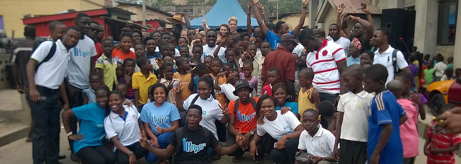 Volunteer with TrueCorp Ghana