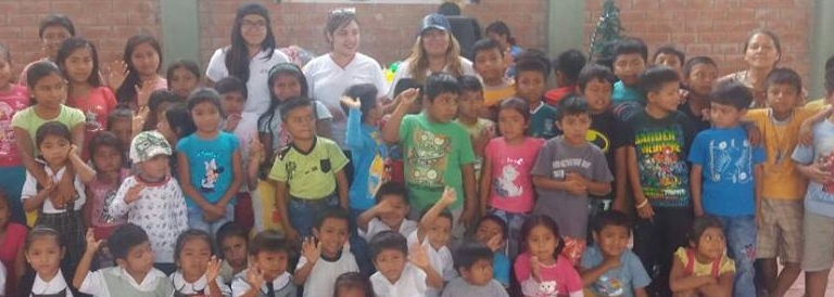 Volunteer with PROYECTO MISERICORDIA