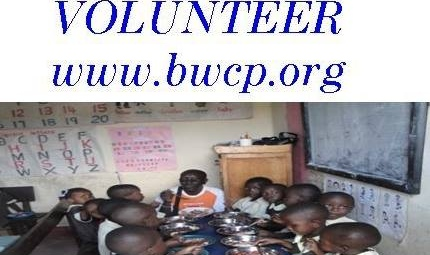 Volunteer with BLISS WOMEN AND CHILDREN PROJECT