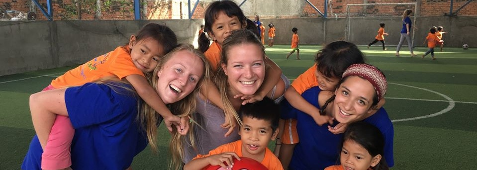 Volunteer with European Foundation For Cambodian Children