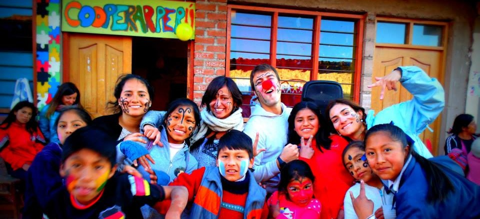 Volunteer with Cooperar Peru