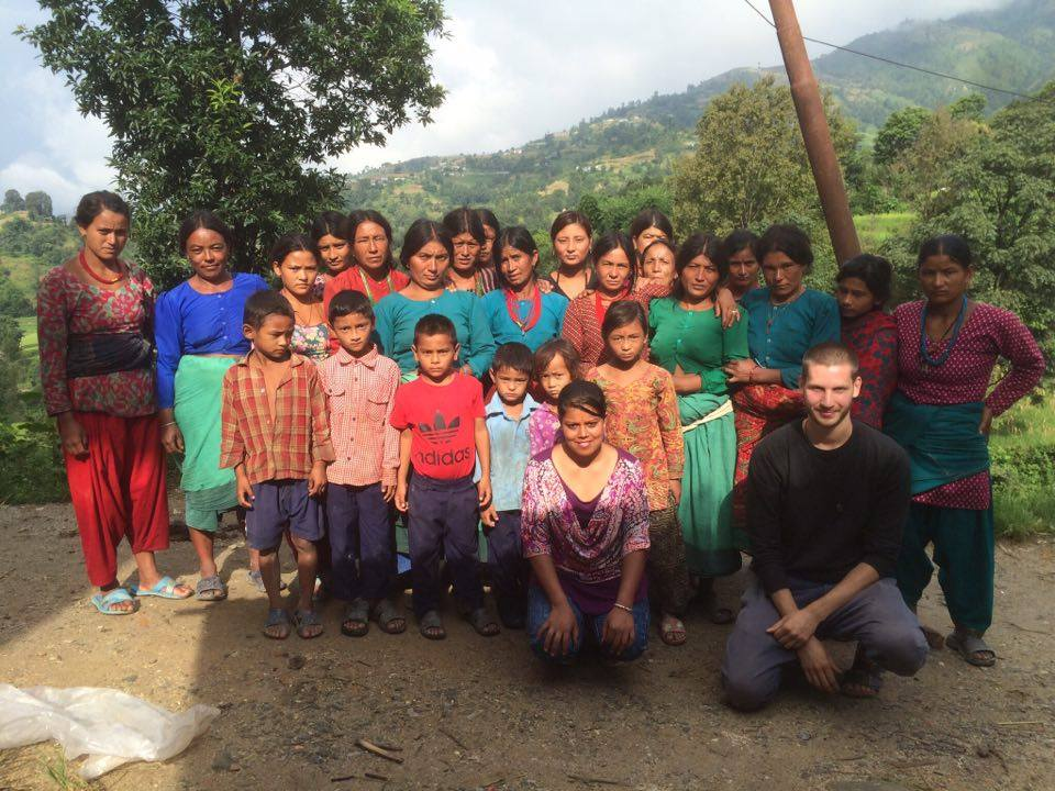 Volunteer with Human Harmony Nepal