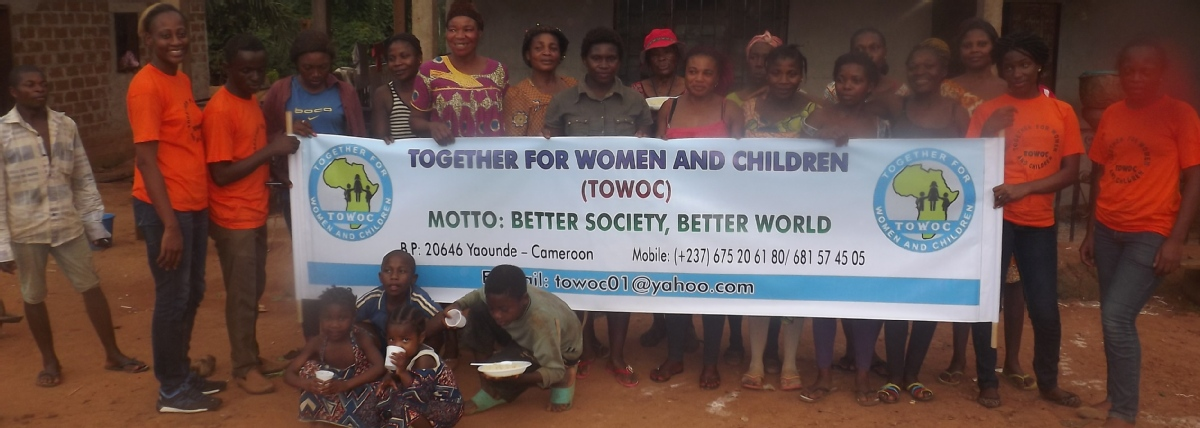 Volunteer with Together for Women and Children