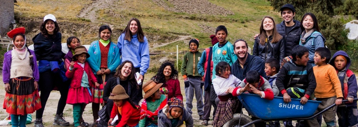 Volunteer with MySmallHelp Peru