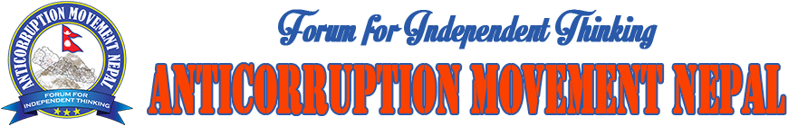Volunteer with Anticorruption Movement Nepal