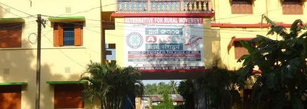Volunteer with Alternative for Rural Movement
