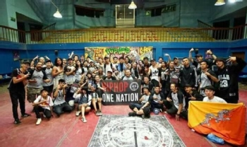 Volunteer with Nepal Hip Hop Foundation