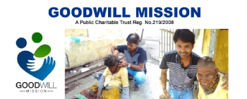 Volunteer with Goodwill Mission