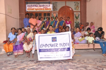 Volunteer with EMPOWER INDIA