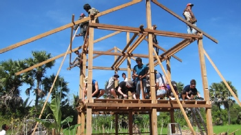 Volunteer with Volunteer Building Cambodia