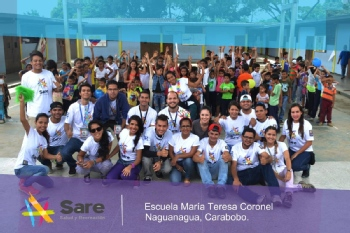 Volunteer with Salud y Recreación
