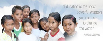 Volunteer with VIP International - volunteering in the WINS Learning Centers in Indonesia