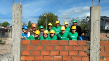 Volunteer with Habitat para la Humanidad Argentina