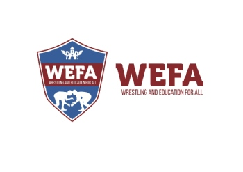 Volunteer with WEFA-Wrestling&EducationForAll