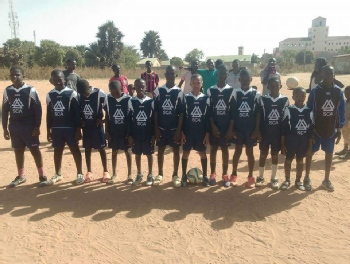 Volunteer with Songdeh Football Academy