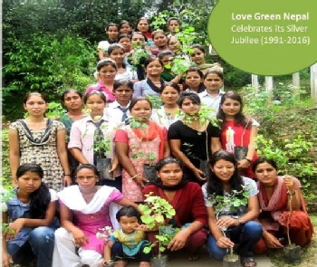 Volunteer with Love Green Nepal