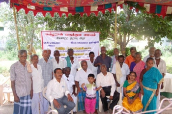 Volunteer with Madurai Health and Leprosy Relief Centre
