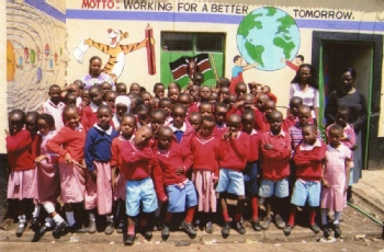 Volunteer with Upendo Children Education and Rehabilitation center