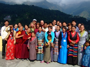 Volunteer with Tibet World
