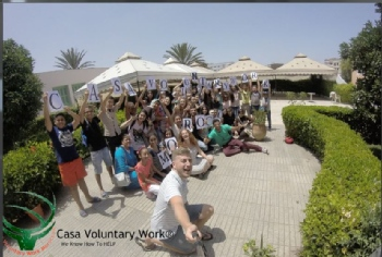 Volunteer with CASA VOLUNTARY WORK MOROCCO