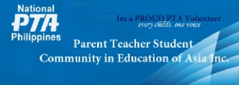 Volunteer with Parent Teachers Students Community in education of Asia Inc