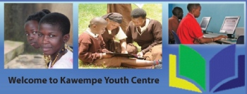 Volunteer with Kawempe Youth Centre