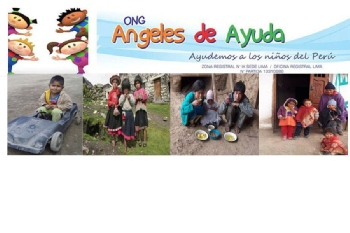 Volunteer with ONG Angeles de Ayuda