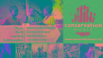 Volunteer with Conservation Music