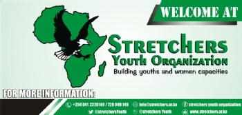 Volunteer with Stretchers Youth Organization