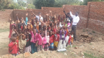 Volunteer with  Holy Heart Centre for abused women and children Malawi