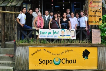 Volunteer with Sapa O