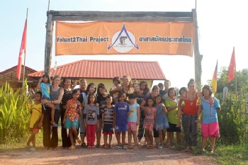 Volunteer with Volunt2Thai - Volunteer to Thailand