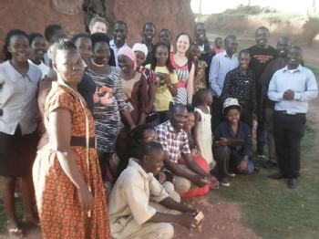 Volunteer with Uganda Youth Skills Training Organization