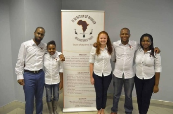 Volunteer with Generation of African Intellectual
