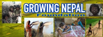 Volunteer with Growing Nepal Foundation