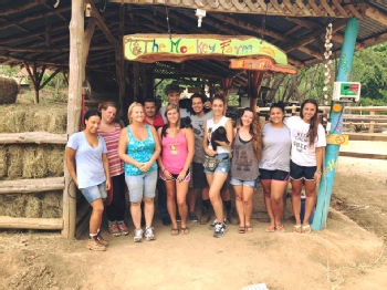 Volunteer with The Monkey Farm